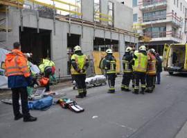 Roeselare: Arbeider komt onder partij buizen terecht