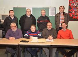 VVB verenigd brandweervrijwilligers