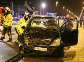 Beveren – Leie: Drie gewonden bij zwaar verkeersongeval