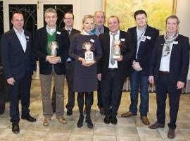 Kuurne: Winnaars awards bekend