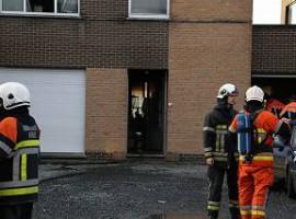 Olsene: Brand maakt woning tijdelijk onbewoonbaar