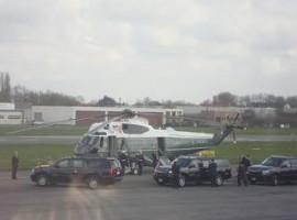 Wevelgem/Waregem: Bezoek Obama verloopt vlekkeloos