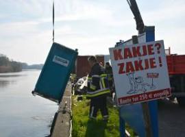 Izegem: Vandalen houden lelijk huis langs Zuidkaai