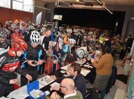Grote opkomst voor Kuurne-Brussel-Kuurne voor wielertoeristen