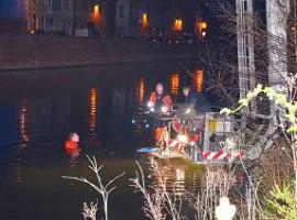 Kortrijk: Man komt in water terecht na hevige ruzie