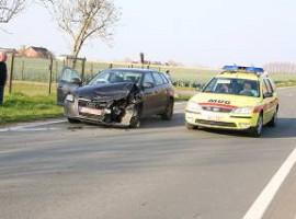 Dentergem: Twee gewonden bij ongeval