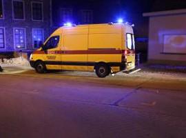Dentergem: Voetganger komt onder auto terecht