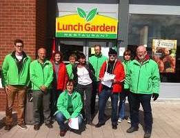 Kortrijk: Deuren Lunch Garden blijven 24 uur gesloten door vakbondsactie