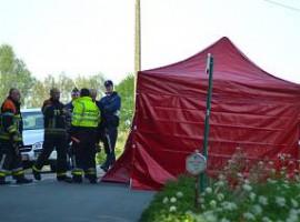 Tiegem: Wielertoerist overleden tijdens fietstocht