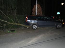 Wielsbeke: buurt zonder stroom na verkeersongeval