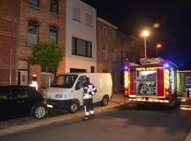 Kortrijk: Technisch defect zorgt voor brand in woning