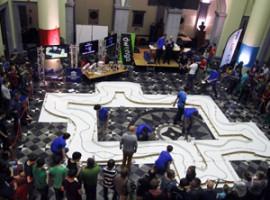 Gent – Kortrjk: Robotcompetitie voor studenten