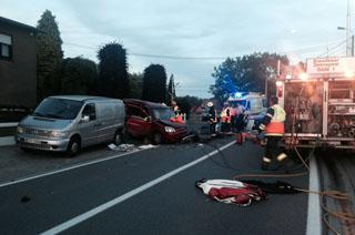Twee gewonden bij ongeval op de keiberg: Vko Zwevegem