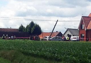 twee gewonden tijdens 12 uren van Wervk
