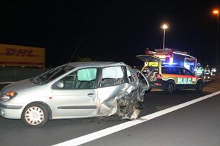Twee gewonden bij zwaar verkeersongeval op E17 in Deerlijk