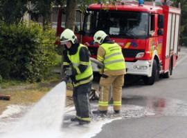 Deerlijk: Riooldeksel slaat gat in brandstoftank