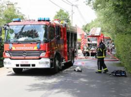Harelbeke: Bungalow onbewoonbaar na brand