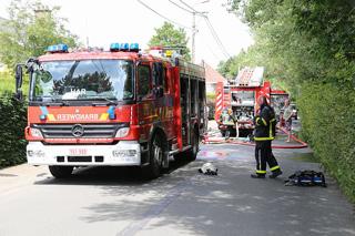 Bungalow onbewoonbaar na brand in Harelbeke
