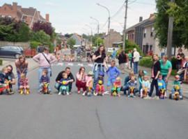 Kuurne: Zesde kampioenschap van Kuurne voor driewielers en loopfietsen