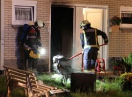 Zwevegem: brand in woning snel geblust