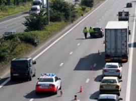 Deerlijk: Man uit Moorslede gewond bij ongeval op E17