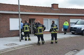 Bewoner steekt eigen woning in brand