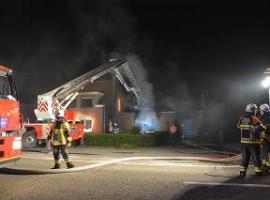 Hooglede: Poolse bewoners kunnen nog net op tijd brandende woning verlaten