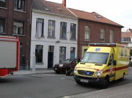 Kortrijk: Vergeten pot op het vuur zorgt voor brand