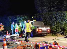 Roeselare: Twee bestuurders gewond bij zware klap