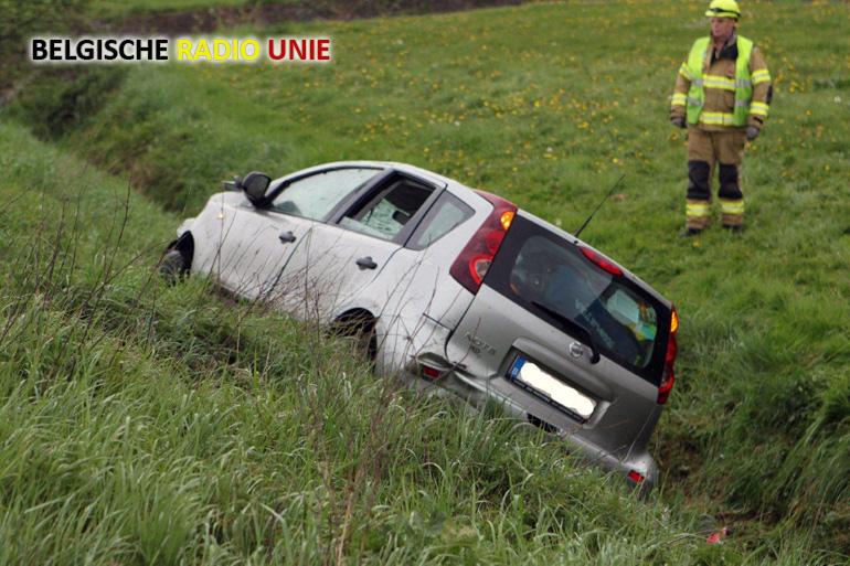 Twee gewonden bij zwaar verkeersongeval op E17
