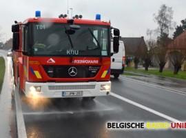 Hulpdiensten handen vol met reinigen parcours Ronde van Vlaanderen