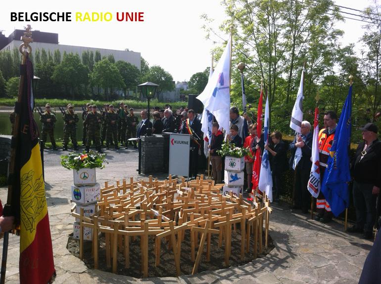 Kuurne herdenkt 75 jaar leieslag