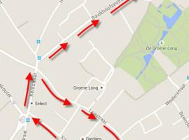 Plan eenrichtingsverkeer Kuurne