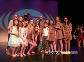 Dansschool Dance Control wint nationaal kampioenschap