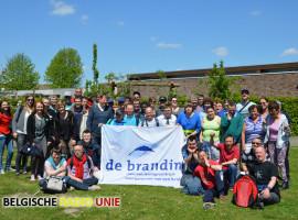 44 atleten van 'de Branding' vertrokken naar Special Olympics