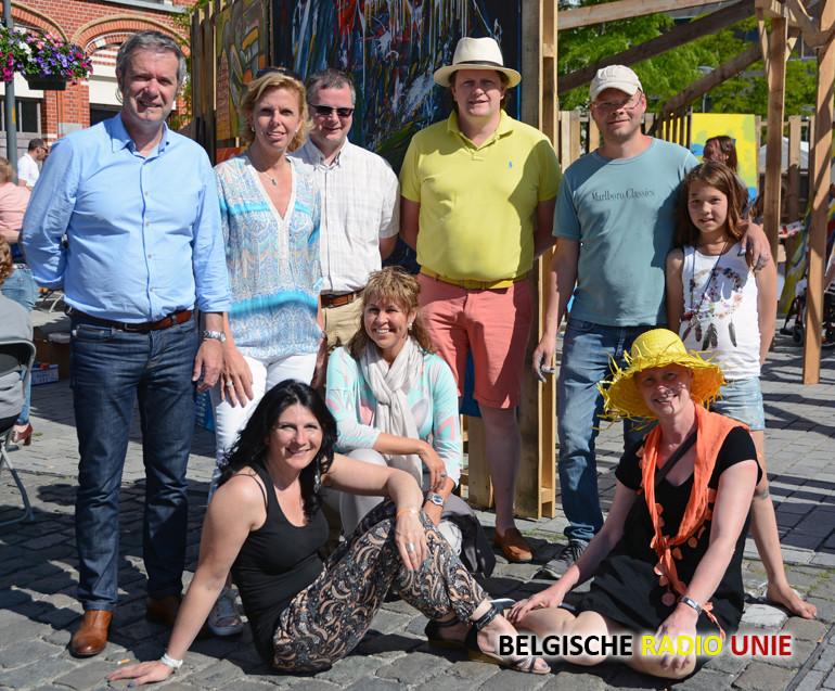 organisatie ArtMarkt - Zomerbraderie Kuurne