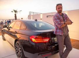 Matthias Schoenaerts neemt deel in uitzonderlijke BMW 328 Mille Miglia aan Zoute Grand Prix 2015