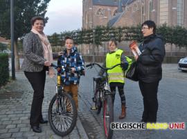 5 op 10 fietsen niet in orde bij fietscontrole in Middelkerke