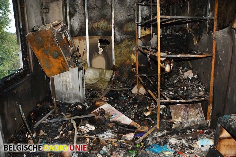 Kinderdagverblijf verwoest door brand