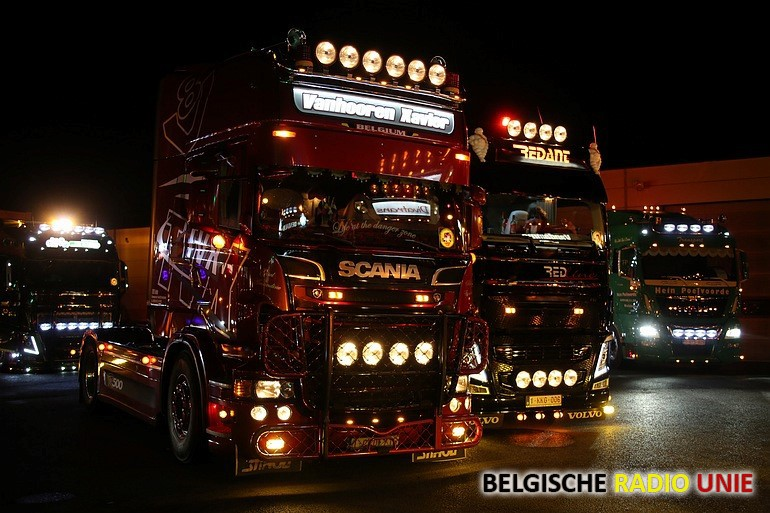 7de Lichtjesshow in Wielsbeke