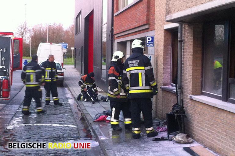 Verwarmingsketel zorgt voor brand in appartement