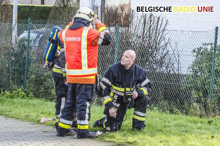 Gaslek aan basisschool De Vlieger in Roeselare