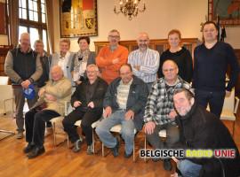 Middelkerks gemeentebestuur huldigt op pensioengesteld personeel