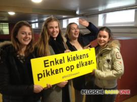 Scholengroep RHIZO voert ludieke campagne tegen pesten