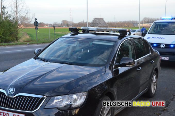 ANPR-voertuig PZ Vlas onderschept snelheidsduivel
