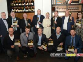 Kortrijk - Uitreiking Gouden Tavola's 2016