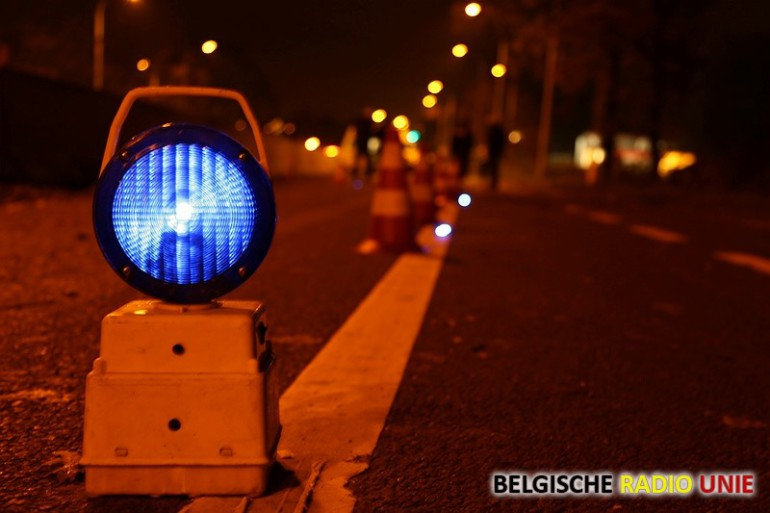 Weekendcontroles in de provincie West-Vlaanderen