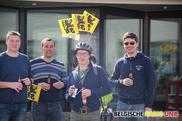 Ronde van Vlaanderen doorkruist Dentergem