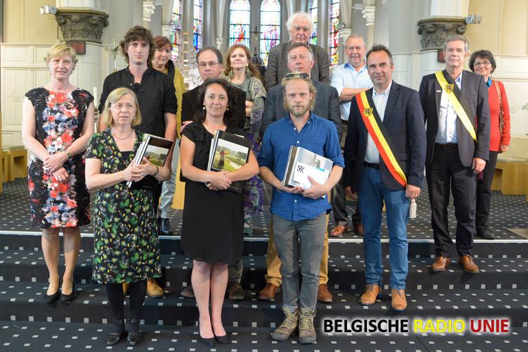 Winnaars prijs van het Landschap Kuurne
