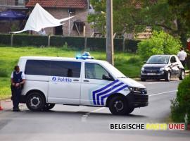 Jonge vrouw raakt zwaar gewond bij ongeval in Bellegemse Kreupelstraat